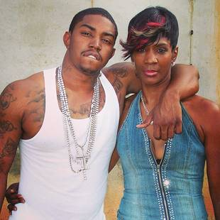 Lil Scrappy's Ex Diamond Claims He Was Abusive in Their Relationship (VIDEO)