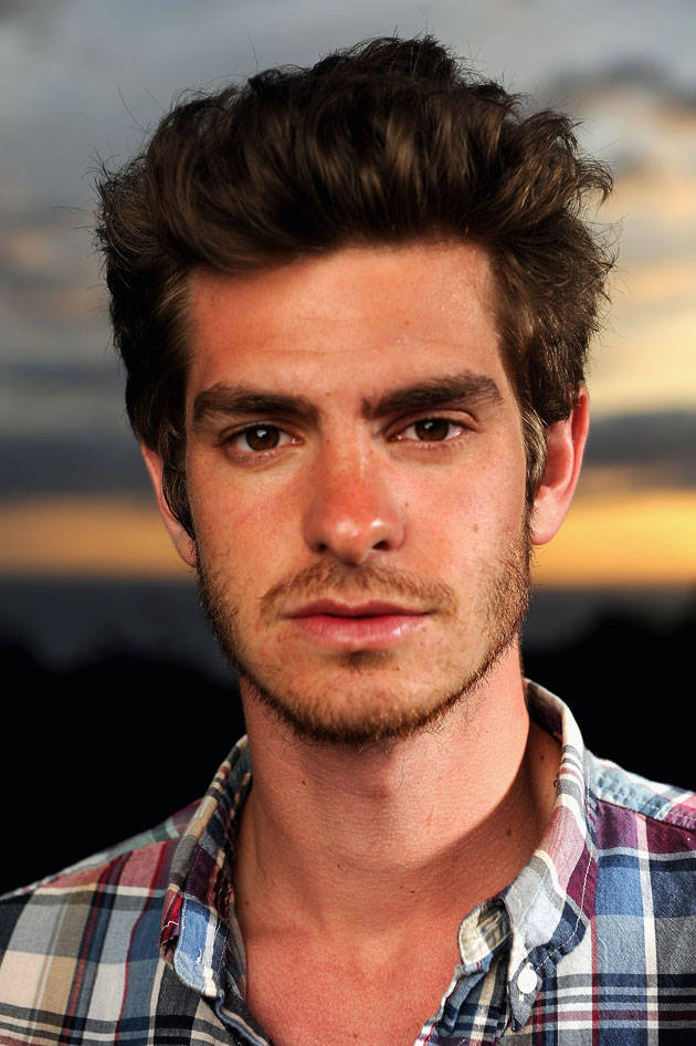 Spider-Man's Andrew Garfield Shaves Head, Ditches Scruff — See His New Look!