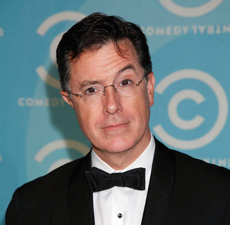 CBS Names Stephen Colbert New Host of Late Show, Replacing David Letterman in 2015 (VIDEO)
