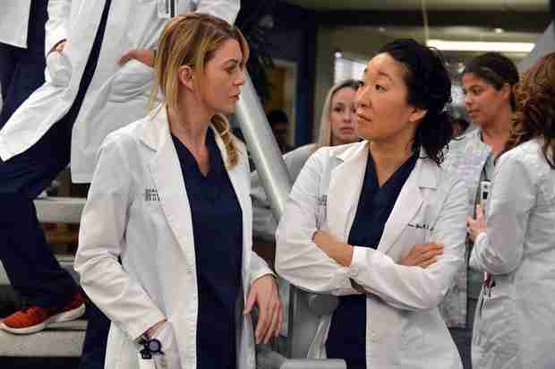 Grey's Anatomy Season 10 Finale: Last Cristina-Mer Moment to Honor Their Friendship