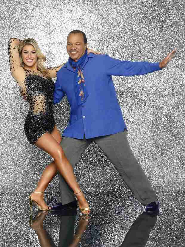 Dancing With the Stars 2014 Elimination: Billy Dee Williams Out on Season 18, Week 3