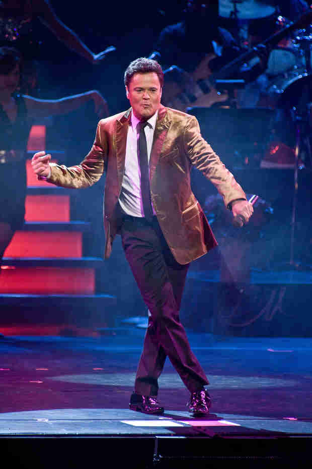 Dancing With the Stars 2014 Sneak Peek: Donny Osmond to Guest Judge Disney Week!