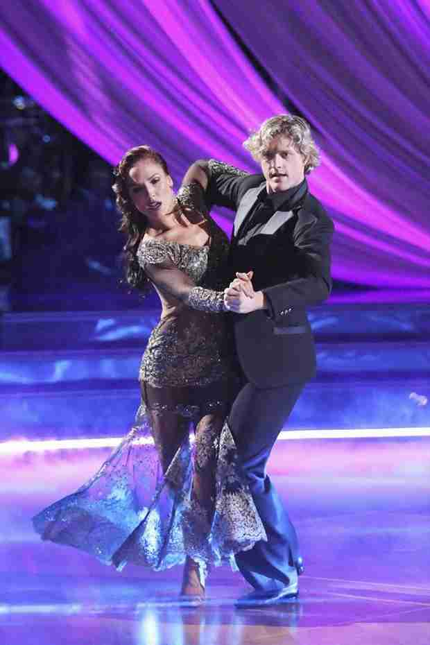 Dancing With the Stars 2014: Was Charlie and Sharna's Latin Night Paso Doble Underscored?