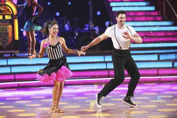 Dancing With the Stars 2014: Maks and Val Respond to Julianne Hough's Diss