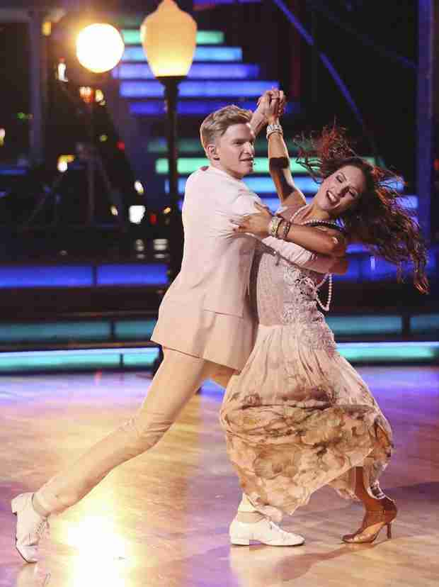 Why Did Cody Simpson Go Home on Dancing With the Stars Season 18 Disney Week 5?