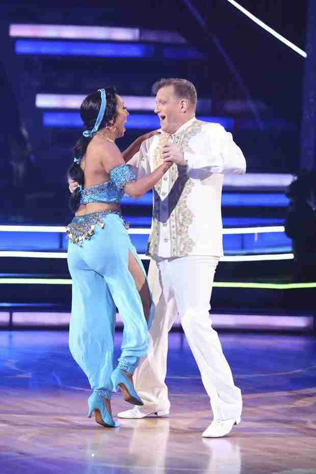 Drew Carey Lost 5 Pounds in One Week After THIS Dance on Dancing With the Stars