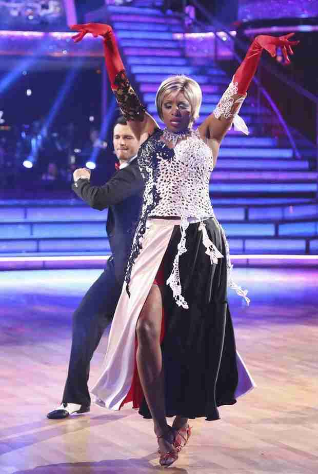Dancing With the Stars 2014: NeNe Leakes and Tony Dovolani React to Negative Video Package