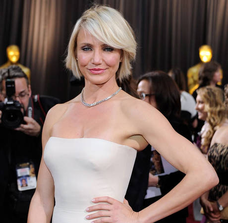 """Cameron Diaz Refutes Childlessness: """"I Could Have a Kid at Any Second, If I Want"""""""