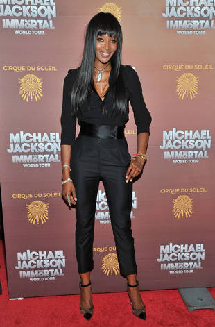 Naomi Campbell Dating Michael Fassbender — New Couple Alert! Report (VIDEO)