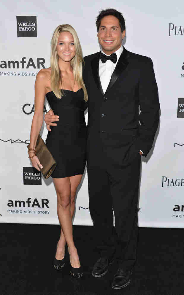 Joe Francis's Girlfriend Abbey Wilson Is Pregnant! What's She Having?