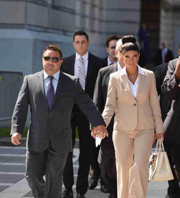 "Teresa Giudice Fraud Trial: Bravo Treated Legal Drama With ""Respect"""