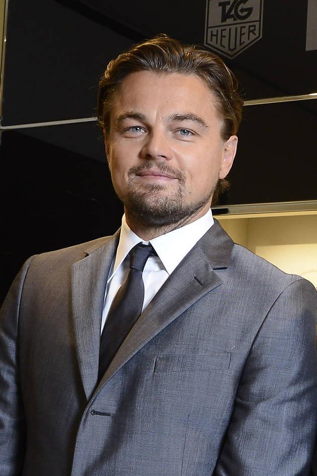 Leonardo DiCaprio Shows Off Insane Dance Moves at Coachella (VIDEO)