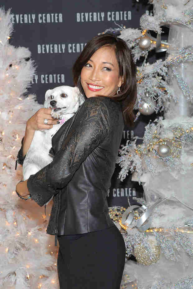 "Carrie Ann Inaba: Dancing With the Stars Switch Up Will Be ""Quite the Psychological Thriller"""