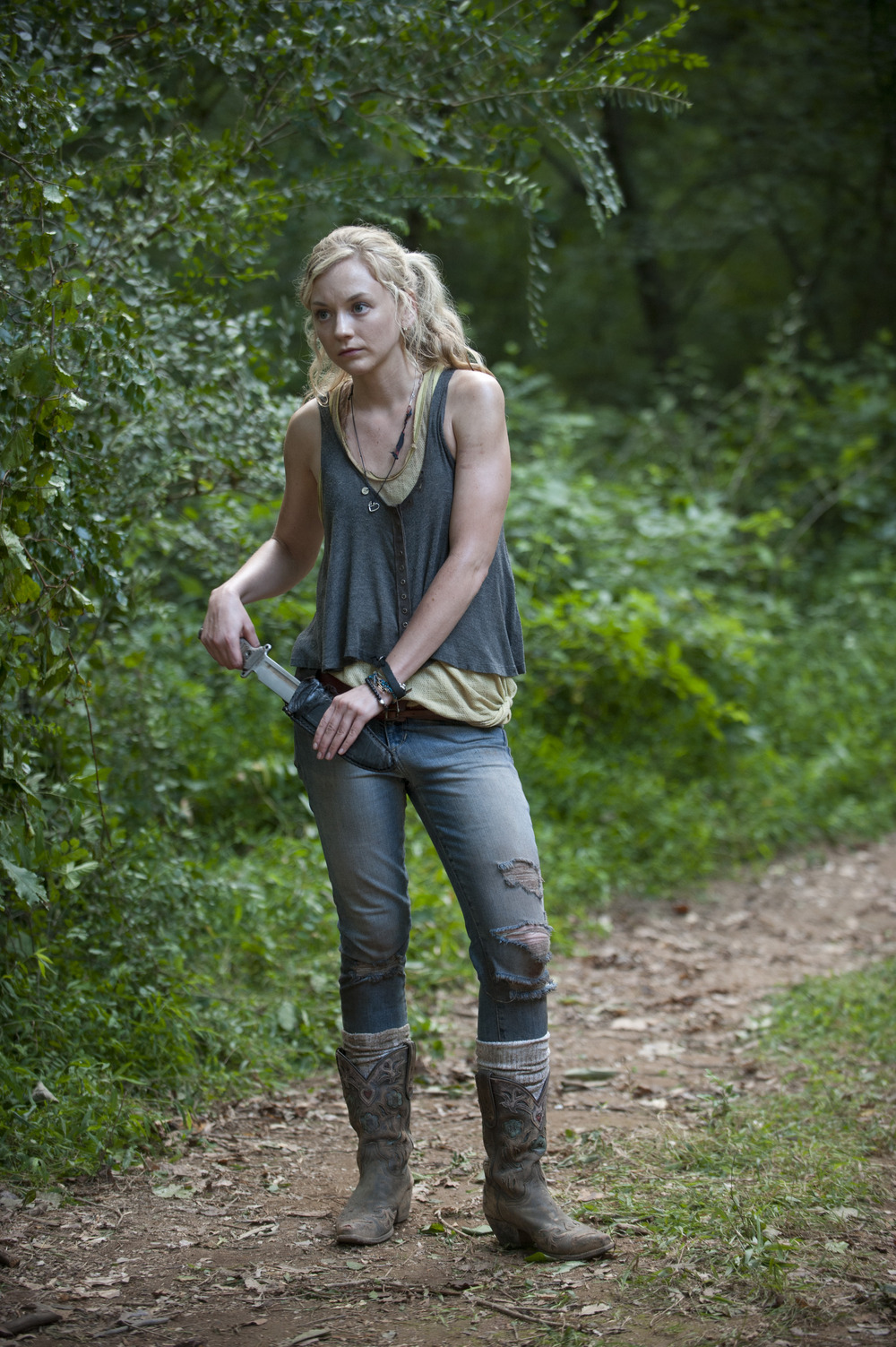"""The Walking Dead Season 5: Beth Will Definitely Be Back — And """"Fairly Quickly"""""""