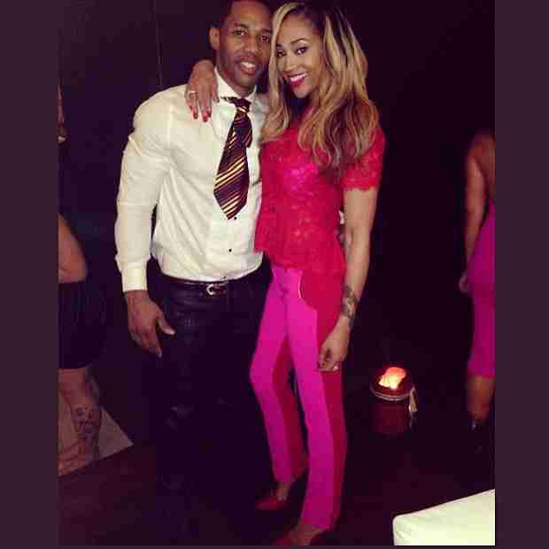 """Mimi Faust and Nikko on Their Sex Tape: """"We Didn't Do Anything Wrong"""""""