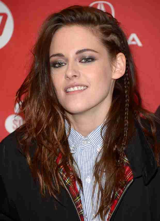 Check Out Kristen Stewart's New Orange Hair — Better Than Brunette? (VIDEO)