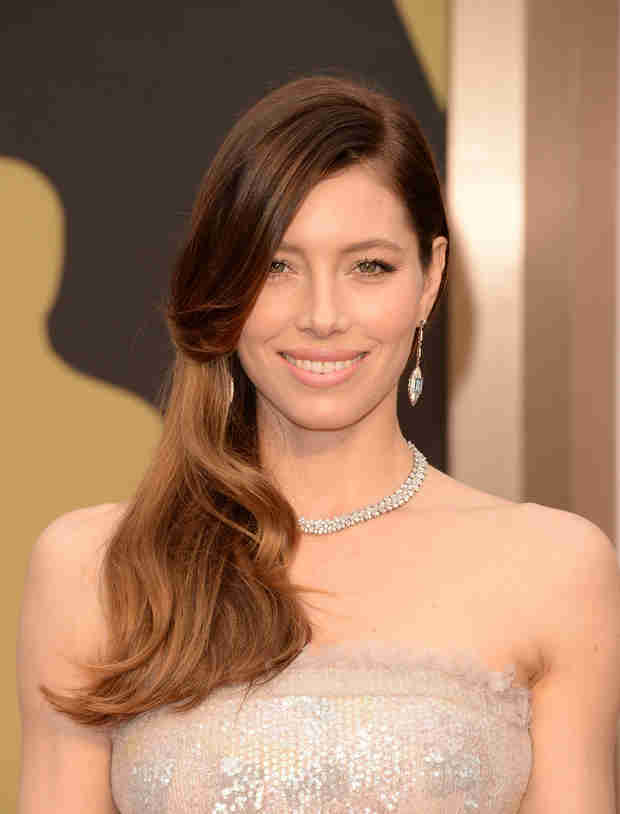 Jessica Biel Throwback! See Her Rock Adorable Bangs As a Kid (PHOTOS)