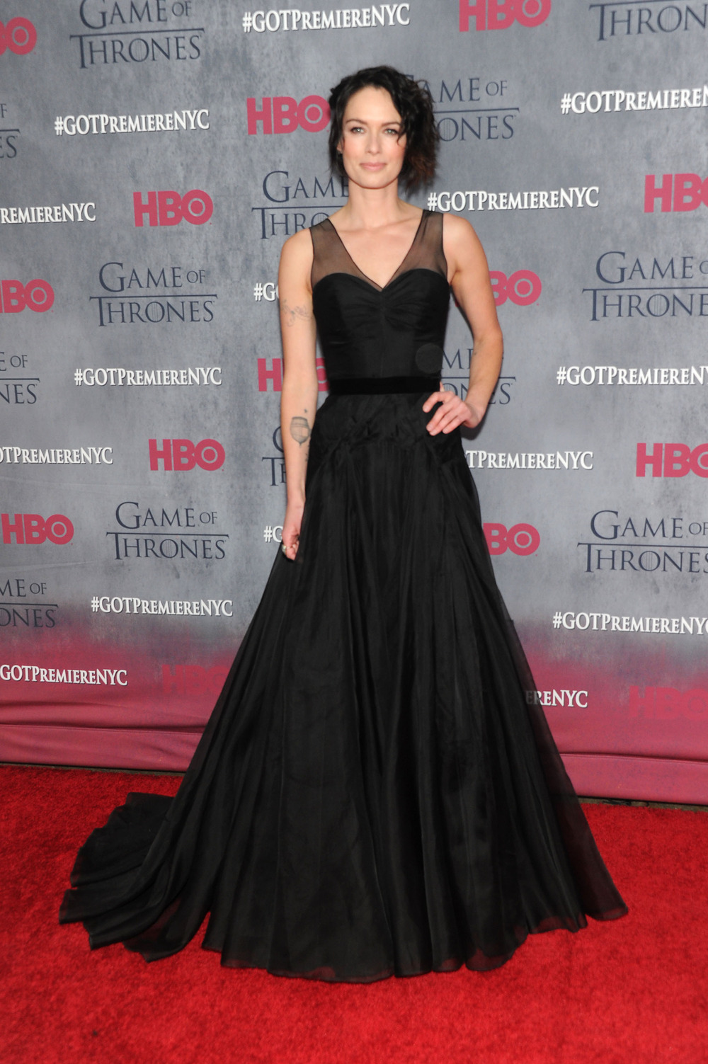 Lena Headey Speaks Out About Game of Thrones Rape Scene