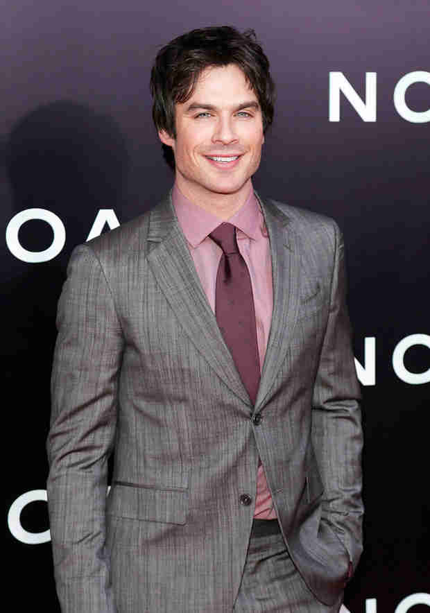 Did Ian Somerhalder Threaten to Quit The Vampire Diaries?