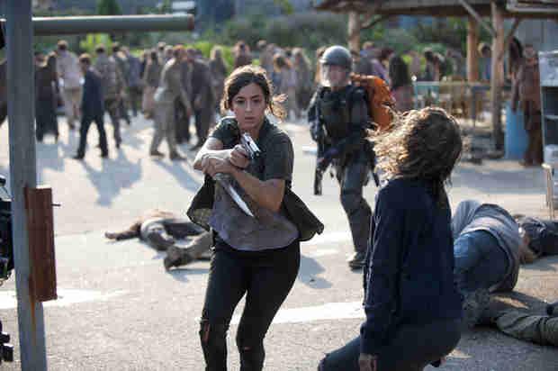 The Walking Dead Season 4 Finale: Did Rick Grimes Recognize Tara?