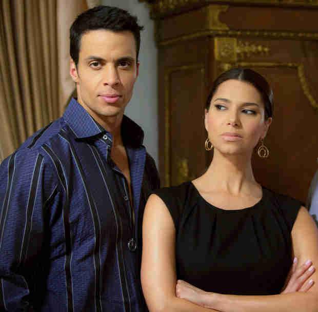 Devious Maids Sneak Peek: Carmen Blackmails Alejandro Over His Sexuality (VIDEO)