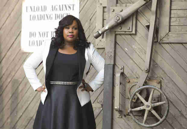 Amber Riley to Perform Original Glee Song on Queen Latifah Show April 8