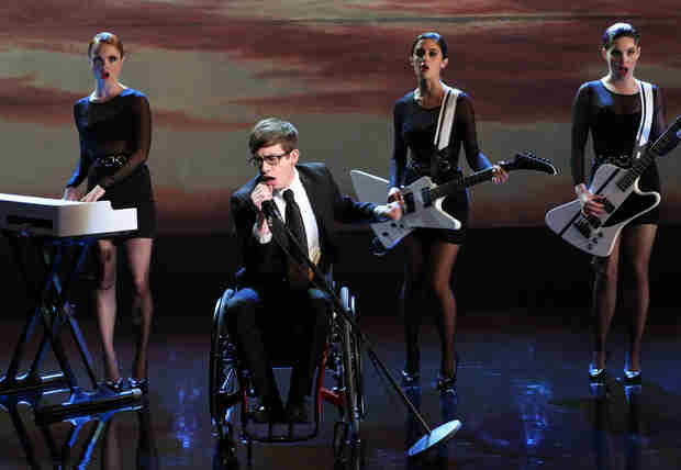 "Glee Recap: Season 5, Episode 16: ""Tested"" — [Spoiler] Gets Caught Cheating!"
