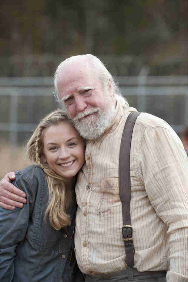 Emily Kinney Talks About How The Walking Dead Influences Her Music