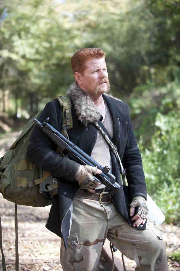 """The Walking Dead Season 5: """"Abraham Is Not a Happy Camper"""""""