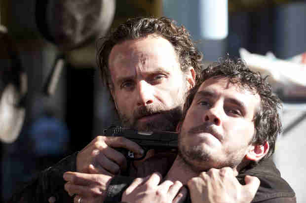"""The Walking Dead Season 5: Rick """"Seriously"""" Distrusts Eugene, But Is He Their Ticket Out of Terminus?"""