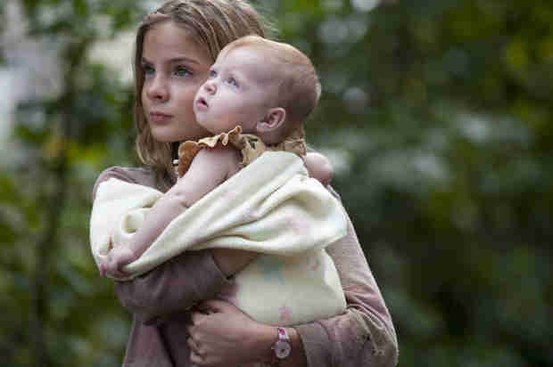 The Walking Dead Season 4 Finale: Was the Powdered Milk For Baby Judith?