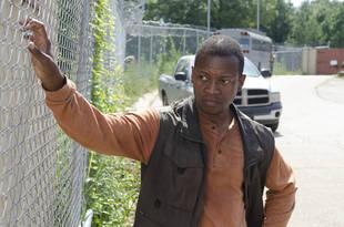 The Walking Dead Season 5: Will the People at Terminus Eat Bob Stookey?
