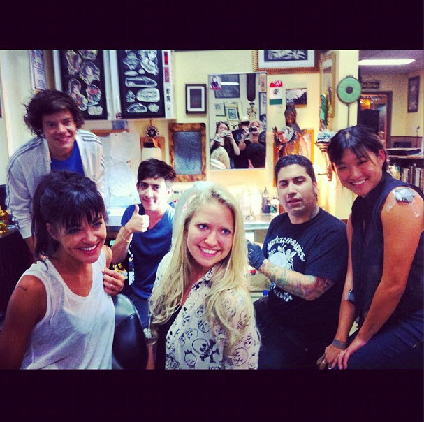 Is One Direction Coming to Glee?  Ryan Murphy Puts the Rumor to Rest! (VIDEO)