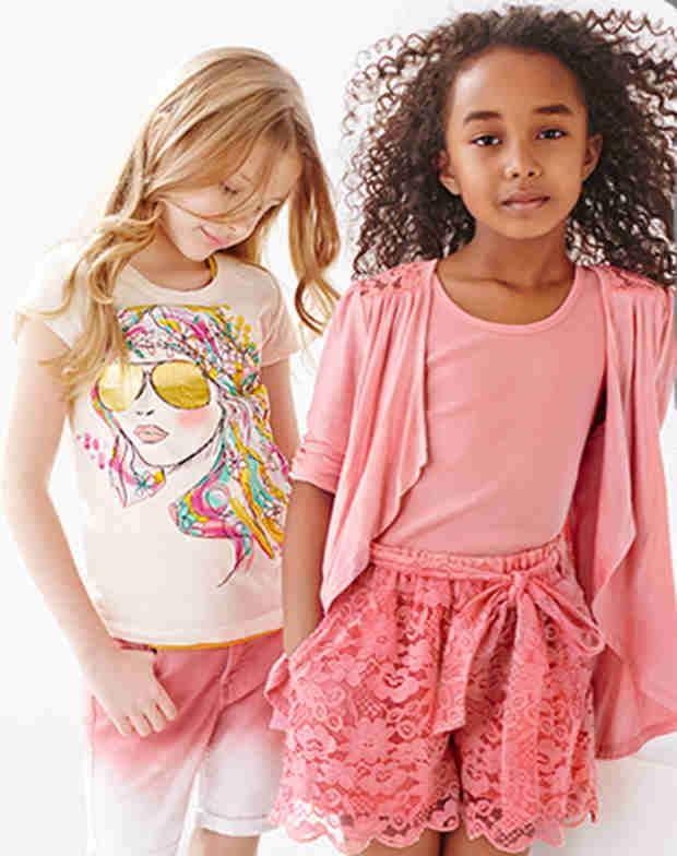 Sean Combs's Daughters Model For Ruum Apparel! (PHOTO)