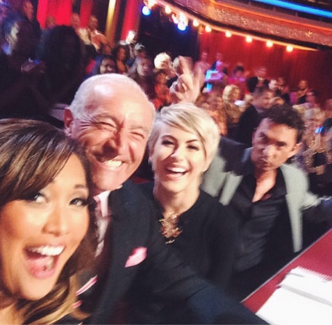 Dancing With the Stars Week 4 Recap: Did Julianne Hough and Switch Up Pairs Impress or Depress You?