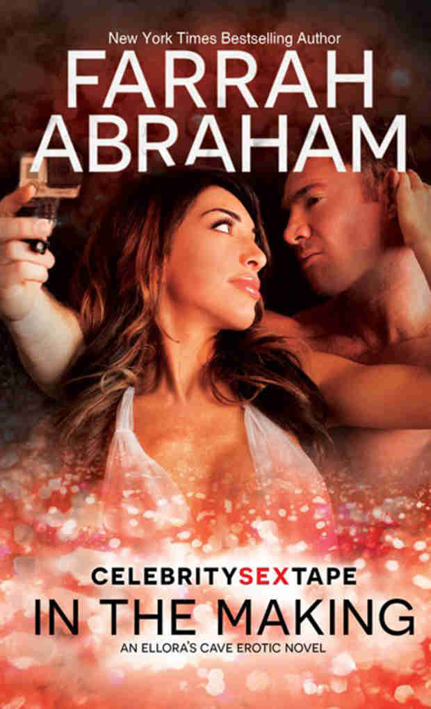 "Farrah Abraham Announces E-book Erotica-Trilogy ""Celebrity Sex Tape: In The Making"" (VIDEO)"