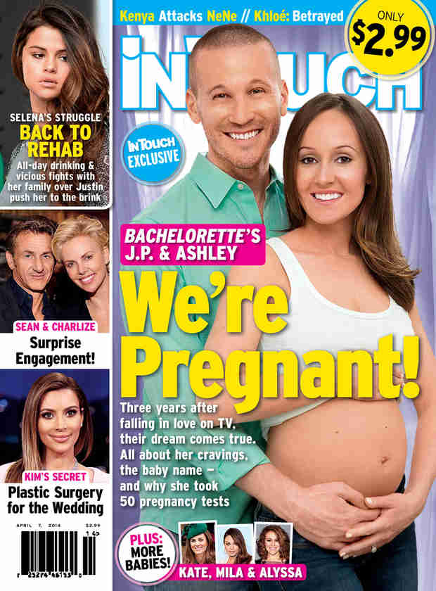 When is Pregnant Ashley Hebert and JP Rosenbaum's Baby Due?