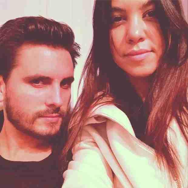 Kourtney Kardashian and Scott Disick Scouting Wedding Venues —Report