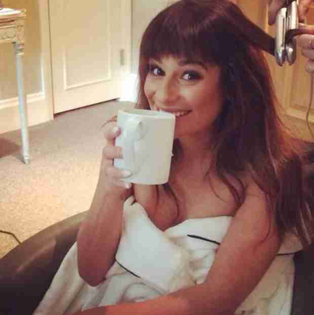 "Glee Season 5 Finale: Lea Michele to Sing Her ""Favorite Song of All Time"""
