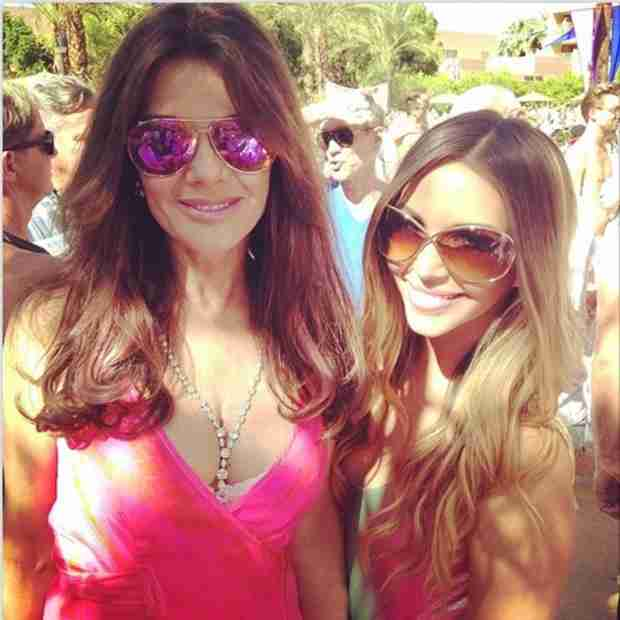 Lisa Vanderpump and Scheana Marie Party It Up — Sorry, Brandi Glanville! (PHOTO)
