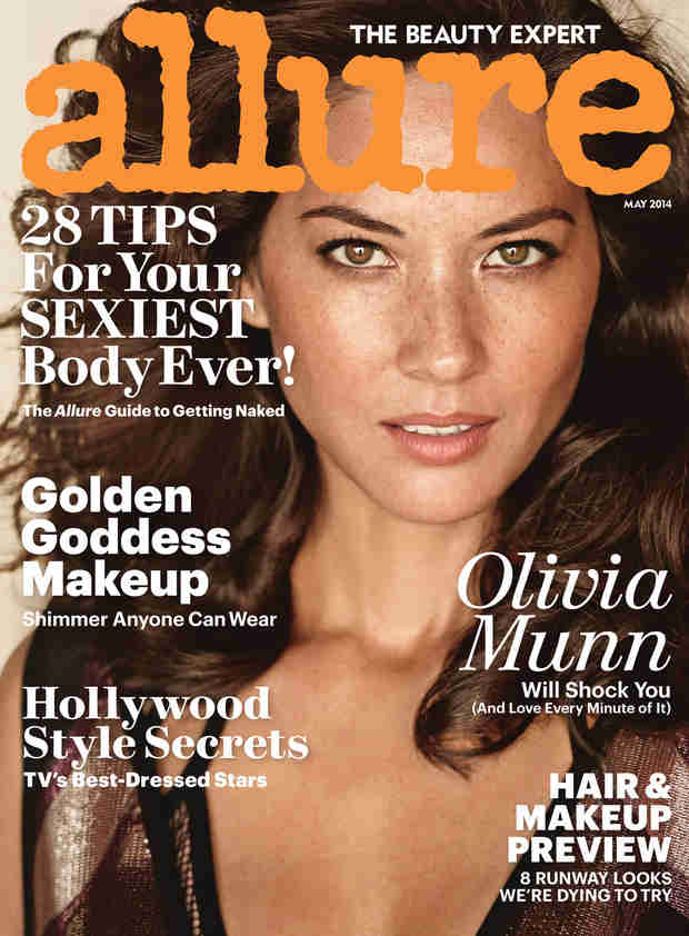 Jenna Dewan Tatum Poses Naked in the Water For Allure's Look Better Naked Issue (PHOTO)
