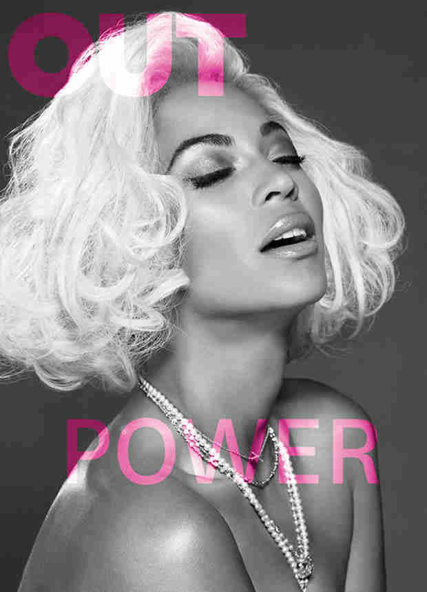 """Beyoncé Covers Out Magazine: """"Women Should Own Their Sexuality"""" (VIDEO)"""
