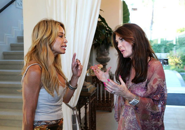 Faye Resnick Demands More Money to Appear on RHOBH Again — Report