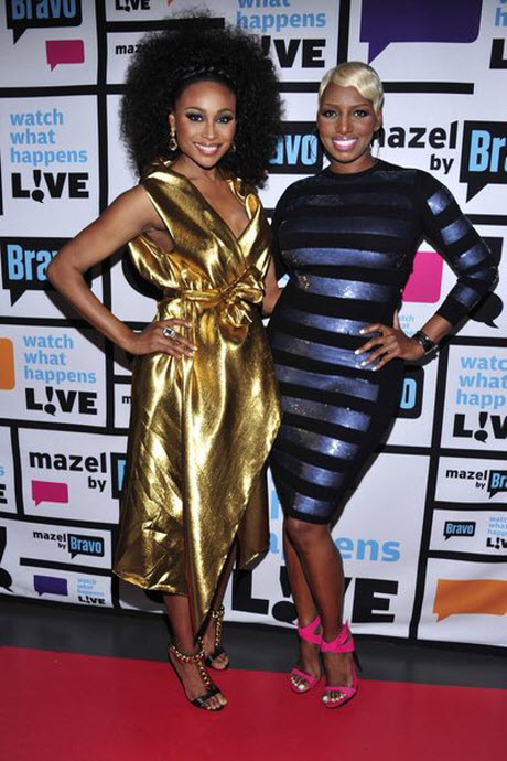 NeNe Leakes Makes Cynthia Bailey Cry — What Does She Say? (VIDEO)