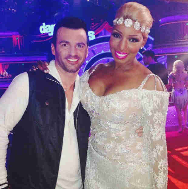 NeNe Leakes Kisses Another Man — What Does Gregg Think? (VIDEO)
