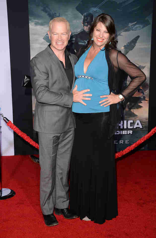 Neal McDonough Is a Father Again — For the Fifth Time!
