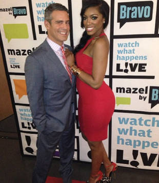 Porsha Stewart Will Do a One-on-One With Andy Cohen After Final Reunion Episode!