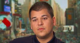 Rob Kardashian Seeing a Therapist And a Life Coach For His Depression — Report