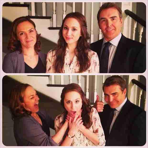 "Pretty Little Liars Season 5: Hastings Family Photo — ""What Lies Beneath"""