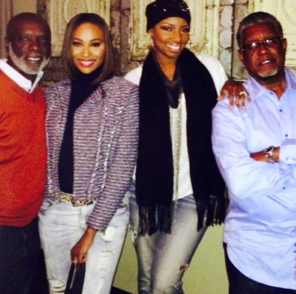 "Cynthia Bailey Tweets About ""Real Friends"" — Did She Just Shade NeNe Leakes?"